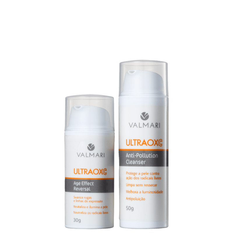 Kit Valmari UltraOx C (2 Produtos)
