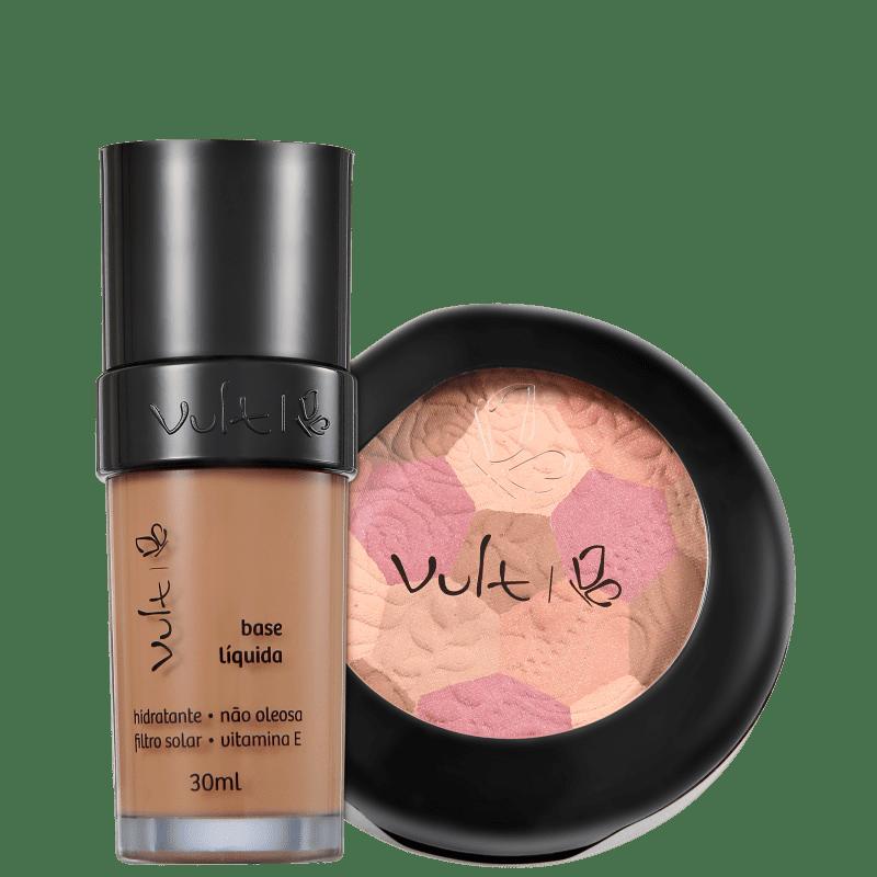 Kit Vult Make Up Mosaico Base (2 produtos)