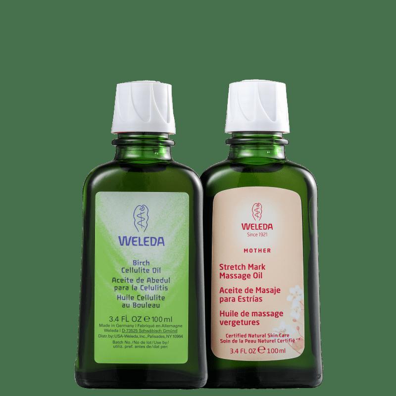 Kit Weleda Tratamento Corporal (2 Produtos)