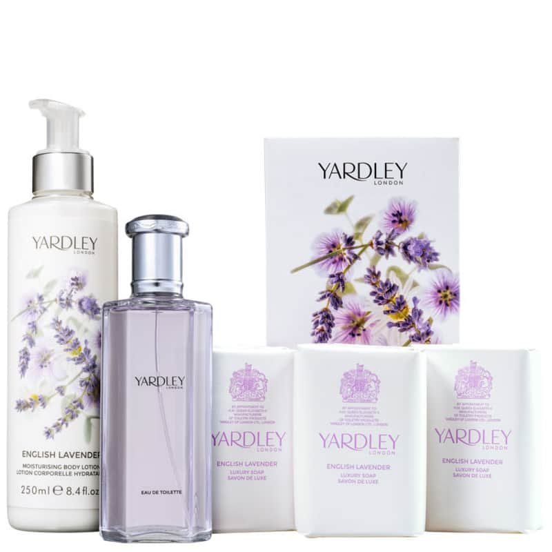 Kit Yardley English Lavender (3 Produtos)