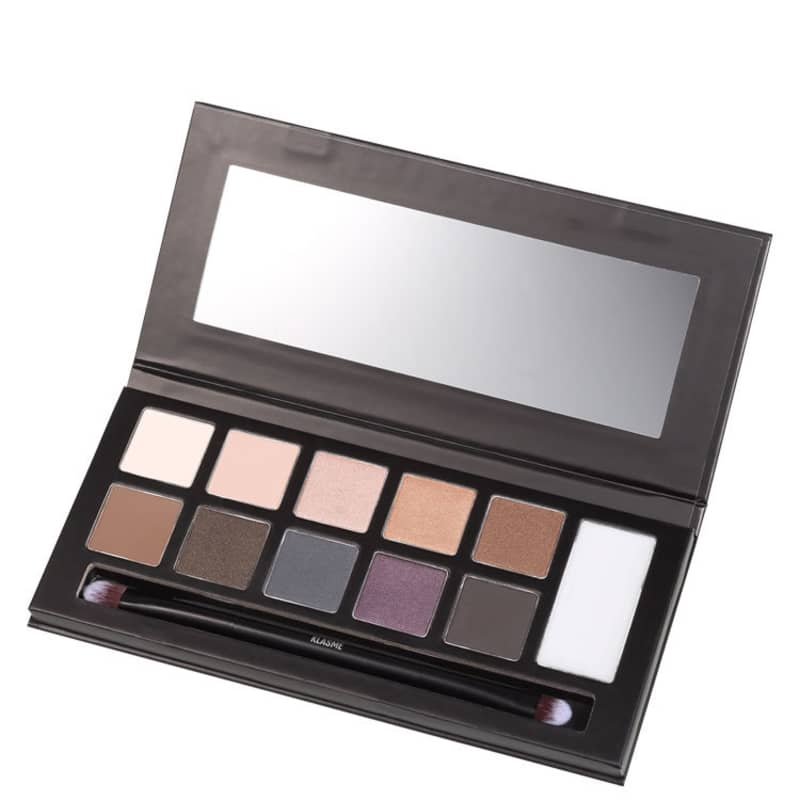 Klasme Dark Night - Paleta de Sombras 21,2g