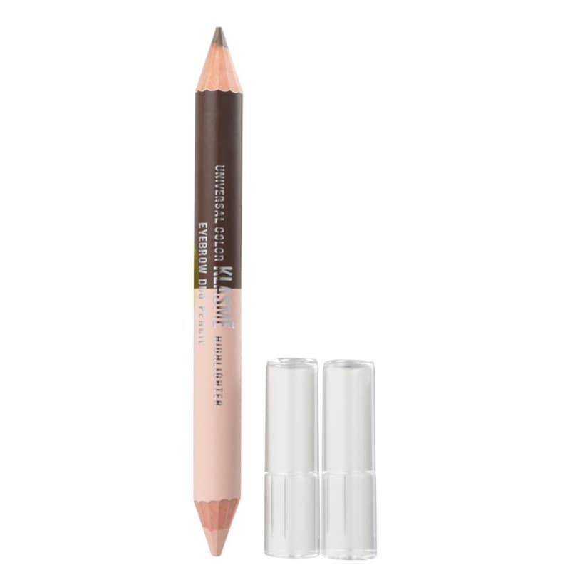 Lápis para Sobrancelha Klasme Eyebrow Duo 3,2g