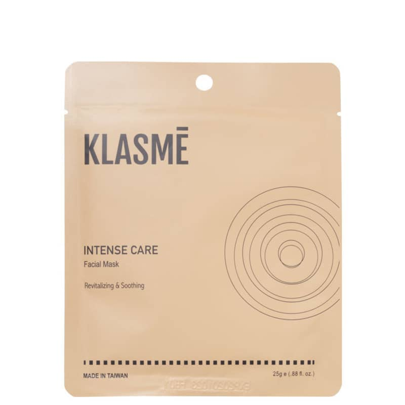Máscara Facial Klasme Intense Care 25g
