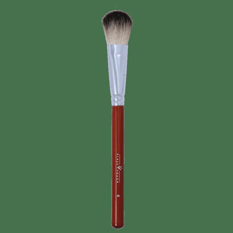 Klass Vough Brown Line 4 - Pincel para Blush