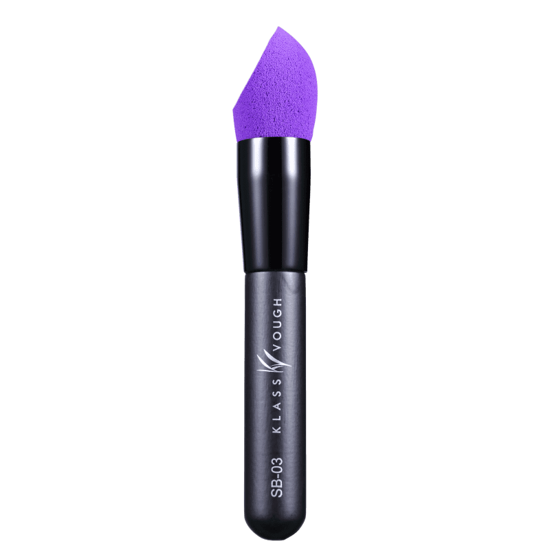 Klass Vough Sponge Brush Angular - Pincel para Corretivo