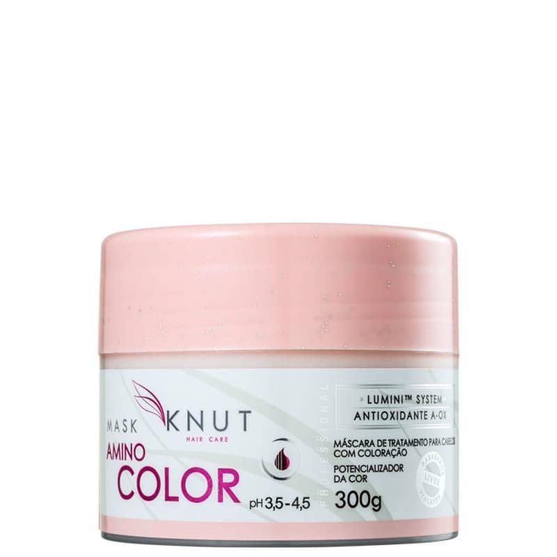 Knut Amino Color - Máscara Capilar 300g