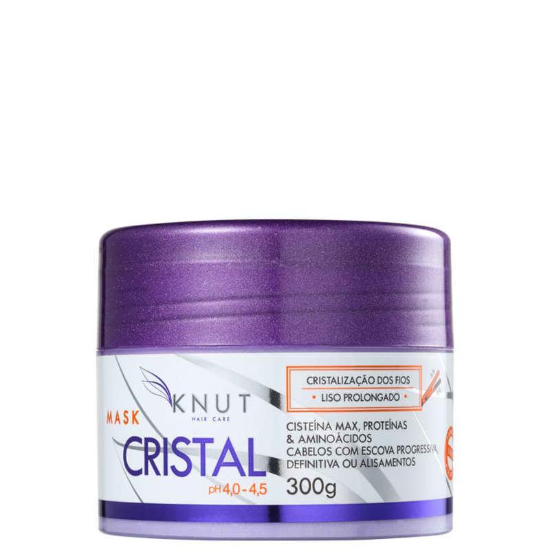 Knut Cristal - Máscara Capilar 300g