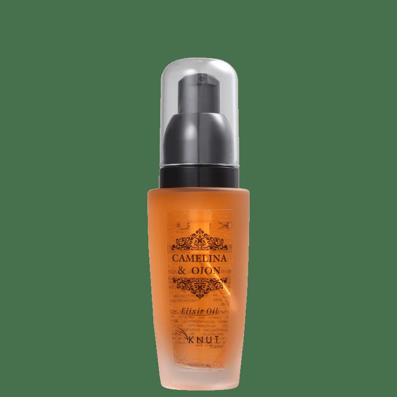Knut Elixir Oil Camelina & Ojon - Óleo Capilar 35ml