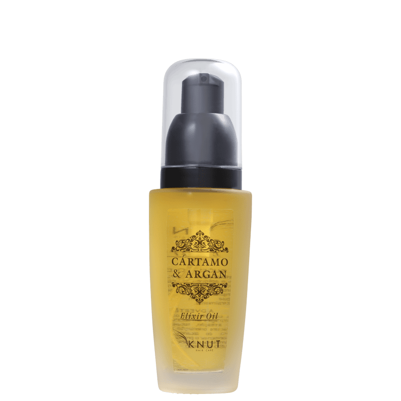 Knut Elixir Oil Cartamo & Argan - Óleo Capilar 35ml