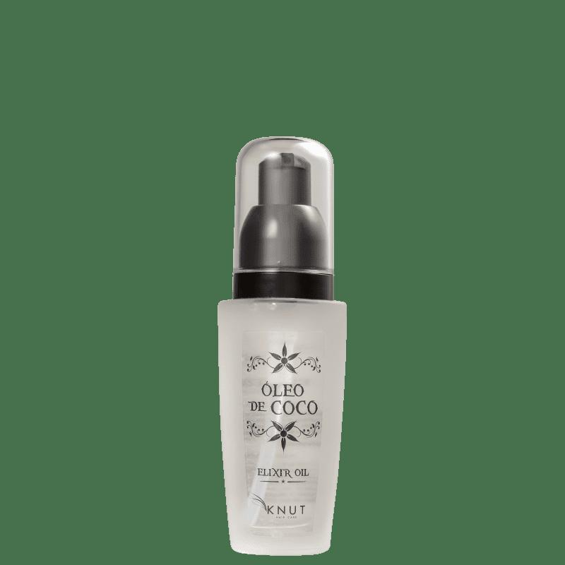 Knut Elixir Oil - Óleo de Coco 35ml