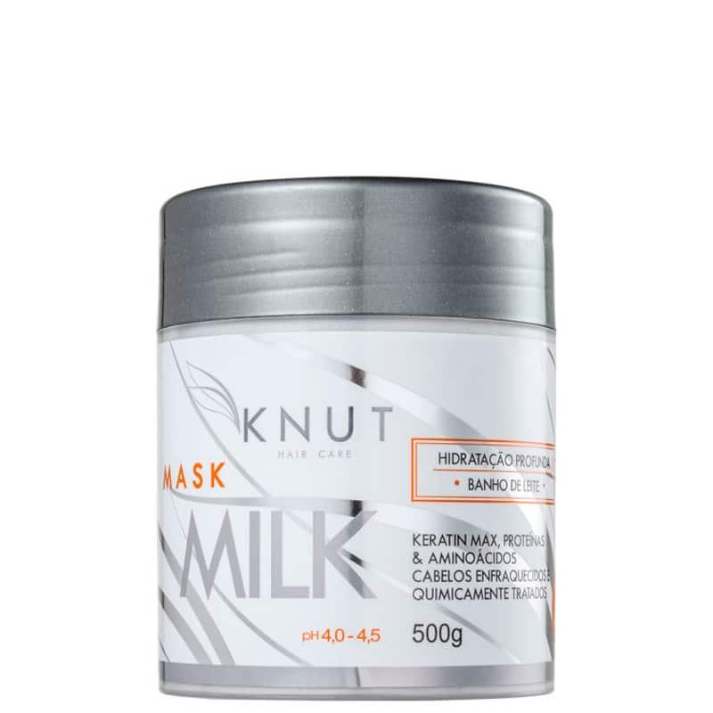 Knut Milk - Máscara Capilar 500g