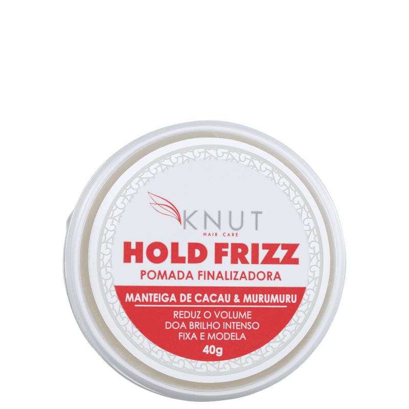 Knut Hold Frizz - Pomada 40g
