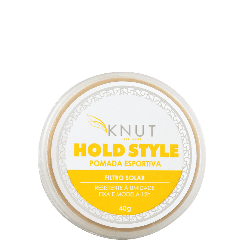 Knut Hold Style - Pomada 40g