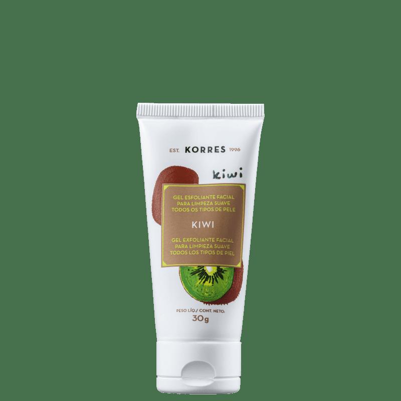 Korres Kiwi - Gel Esfoliante Facial 30g