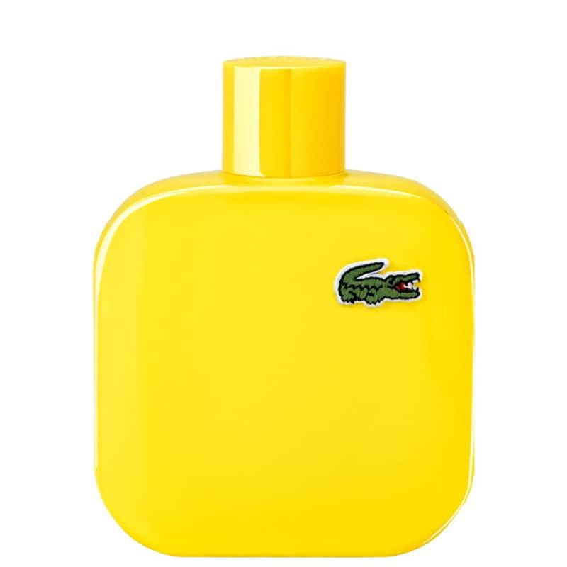 L.12.12 Jaune Lacoste Eau de Toilette - Perfume Masculino 50ml