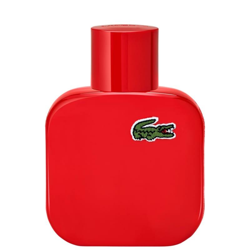 L.12.12 Rouge Lacoste Eau de Toilette - Perfume Masculino 50ml