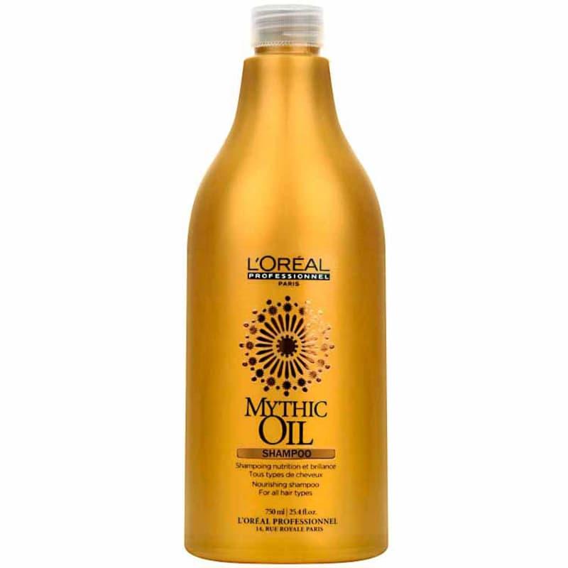 L'Oréal Professionnel Mythic Oil - Shampoo 750ml