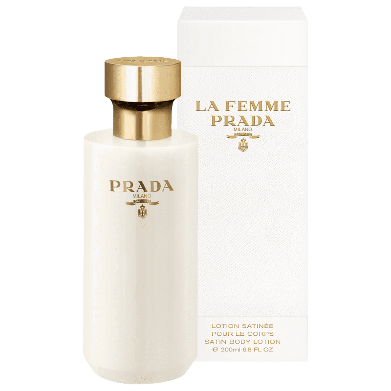 La Femme Prada Satin Body Lotion – Loção Corporal 200ml