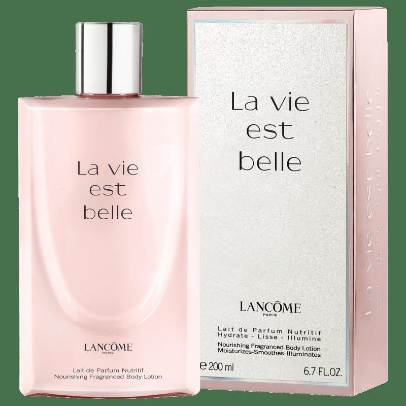 La Vie Est Belle Lancôme Lait de Parfum Nutritif – Loção Corporal 200ml