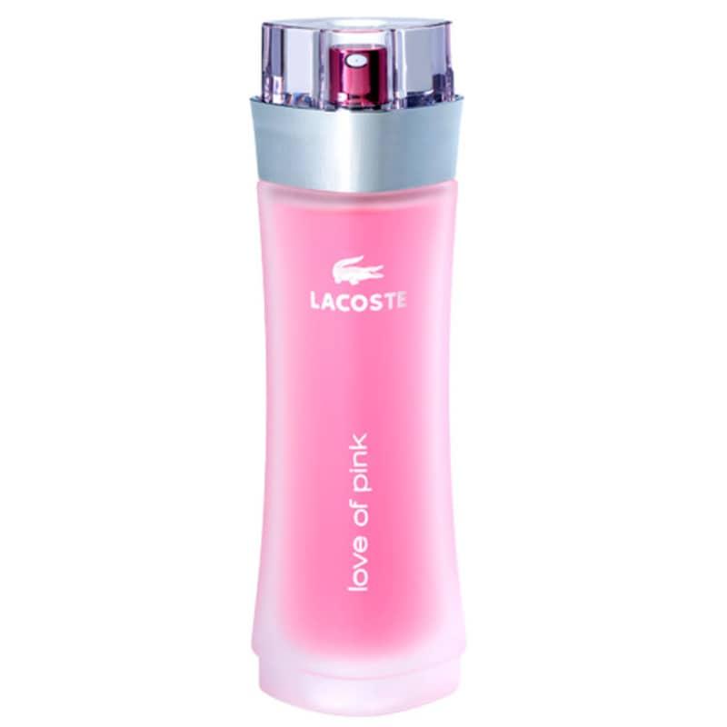 a3cdfc4b60ac9 Lacoste Perfume Feminino Love of Pink - Eau de Toilette - Beleza na Web