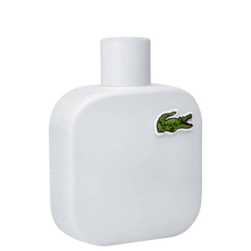 L.12.12 Blanc Lacoste Eau de Toilette - Perfume Masculino 30ml