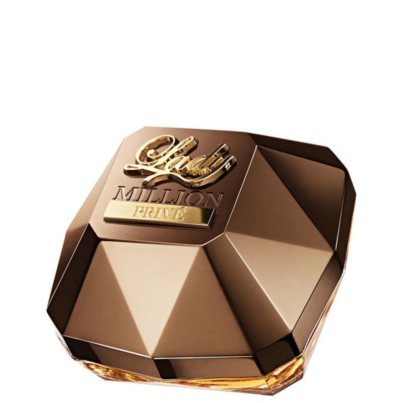 Lady Million Privé Paco Rabanne Eau de Parfum - Perfume Feminino 30ml