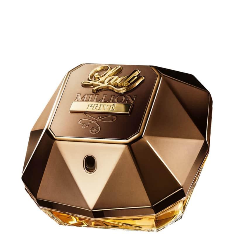 Lady Million Privé Paco Rabanne Eau de Parfum - Perfume Feminino 50ml