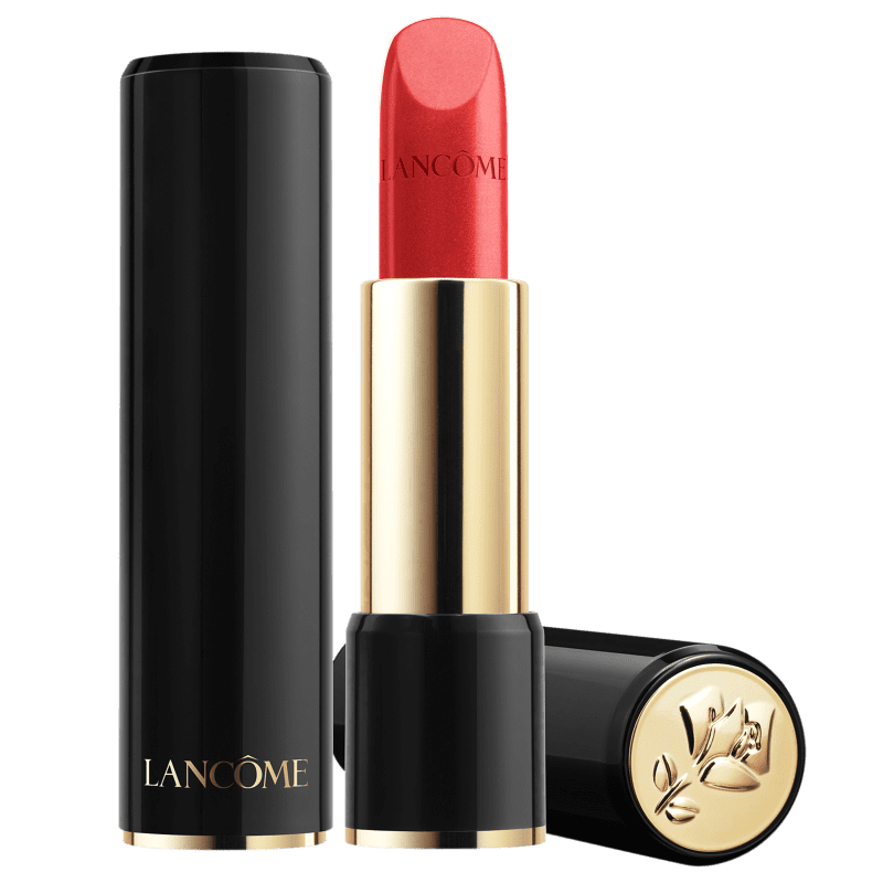 Lancôme L'Absolu Rouge Hydrating Cream 047 Rouge Rayonnant - Batom Cremoso 3,4g