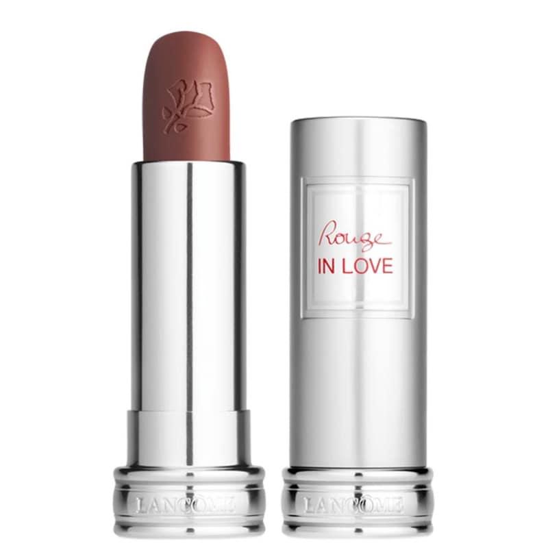 Lancôme Rouge in Love 287N Chocolat Mordoré - Batom Cremoso 3,4g