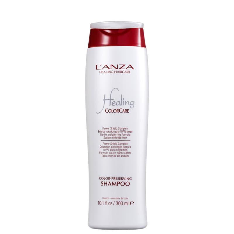 L'Anza Healing ColorCare Preserving - Shampoo sem Sulfato 300ml
