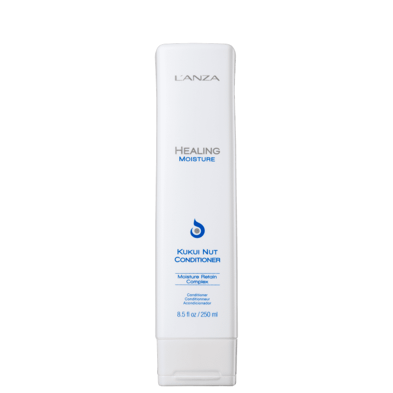 L'Anza Healing Moisture Kukui Nut - Condicionador 250ml