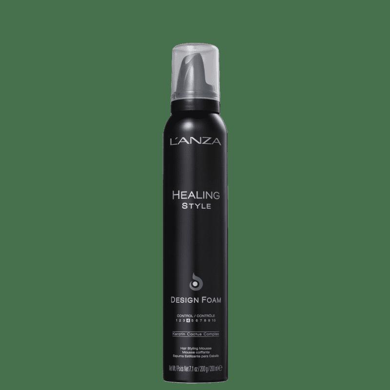 L'Anza Healing Style Design - Mousse Capilar 200ml
