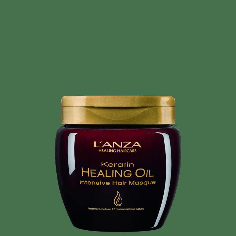 L'Anza Keratin Healing Oil - Máscara de Reconstrução 210ml