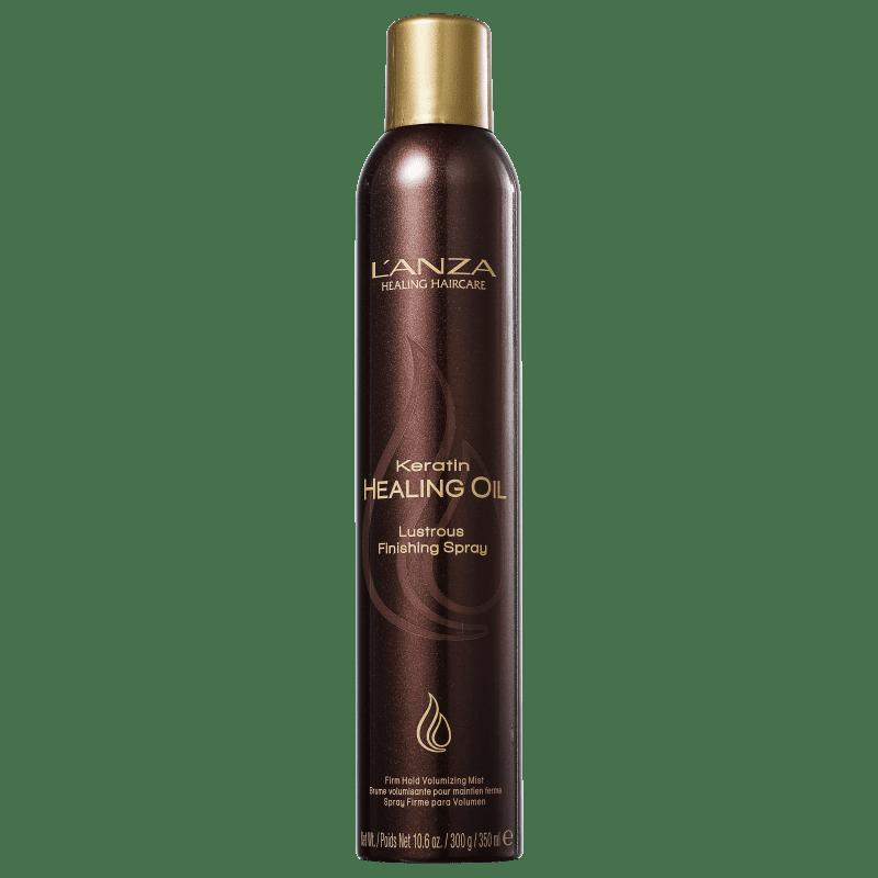 L'Anza Keratin Healing Oil Lustrous Finishing - Spray Fixador 300ml