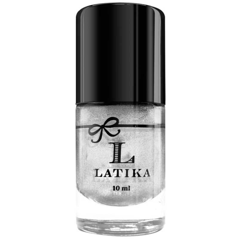 Latika Shining Silver - Esmalte 10ml