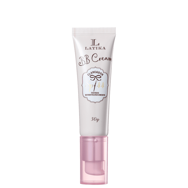 Latika Whitening Bege Escuro FPS 44 - BB Cream 30g