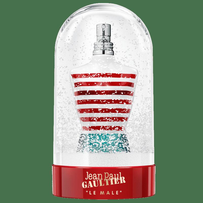 Le Male Edição Limitada Jean Paul Gaultier Eau de Toilette - Perfume Masculino 125ml