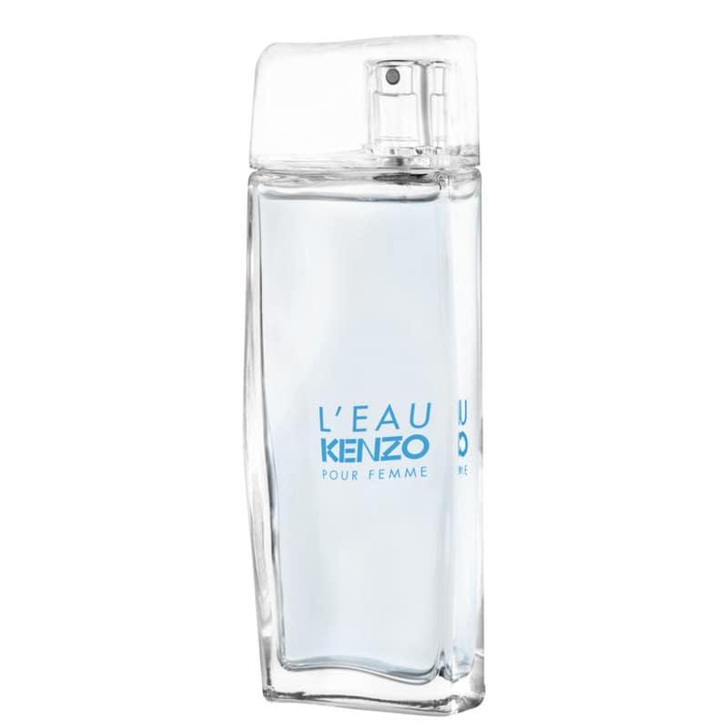 L'Eau Kenzo Pour Femme Eau de Toilette - Perfume Feminino 100ml