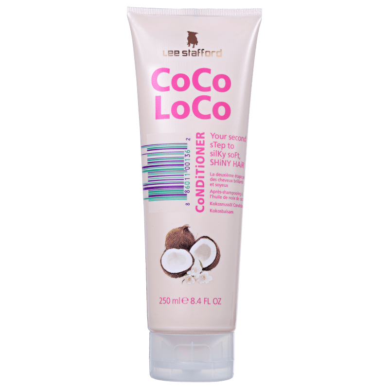 Lee Stafford Coco Loco - Condicionador 250ml