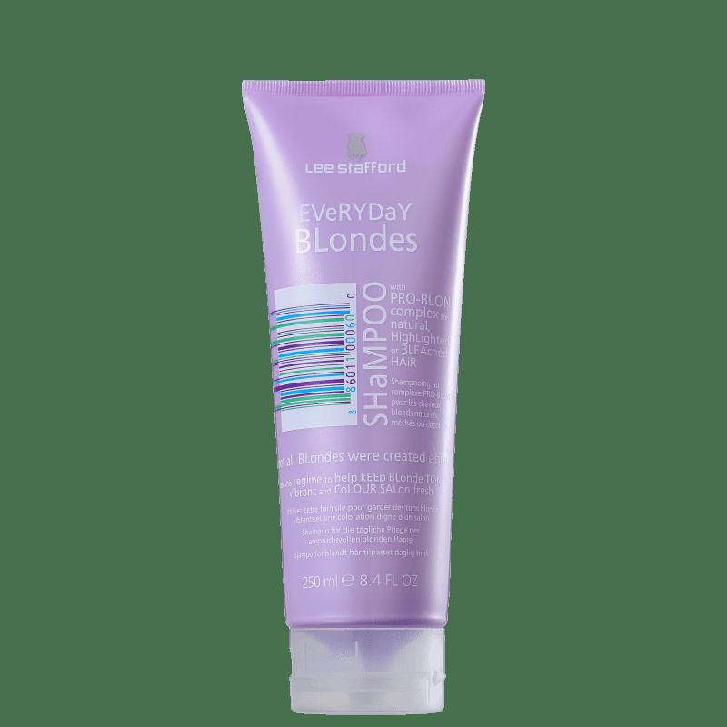 Lee Stafford Bleach Blondes Everyday Blondes - Shampoo 250ml