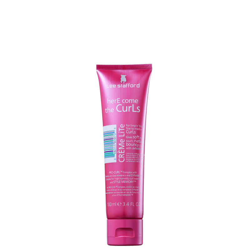 Lee Stafford Here Come The Curls Créme Lite - Leave-in 100ml