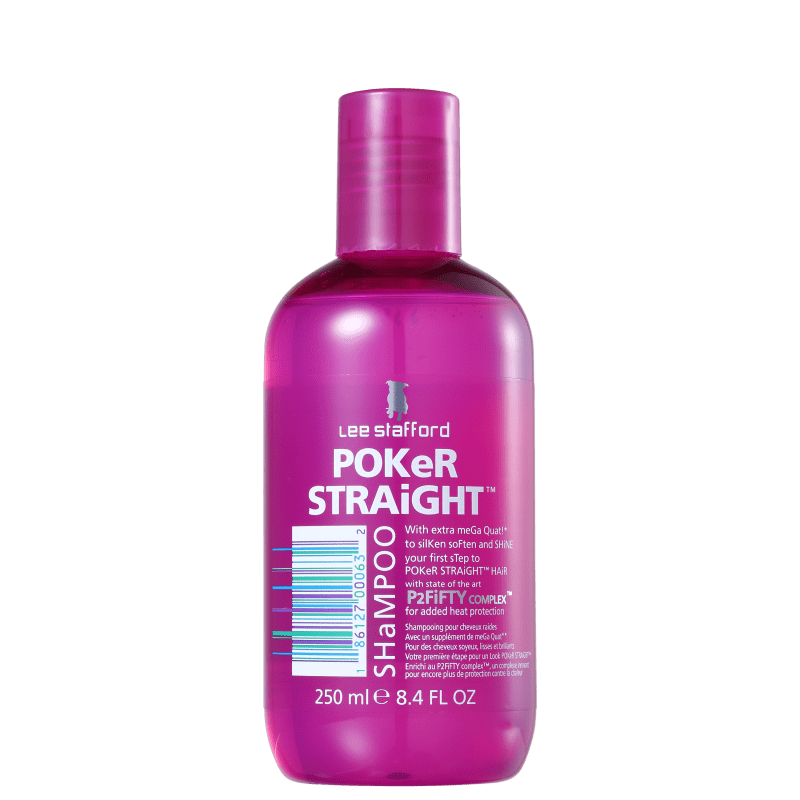Lee Stafford Poker Straight - Shampoo 250ml
