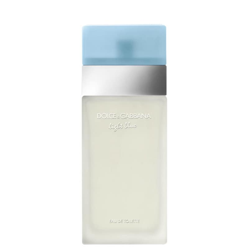 Light Blue Dolce & Gabbana Eau de Toilette - Perfume Feminino 50ml