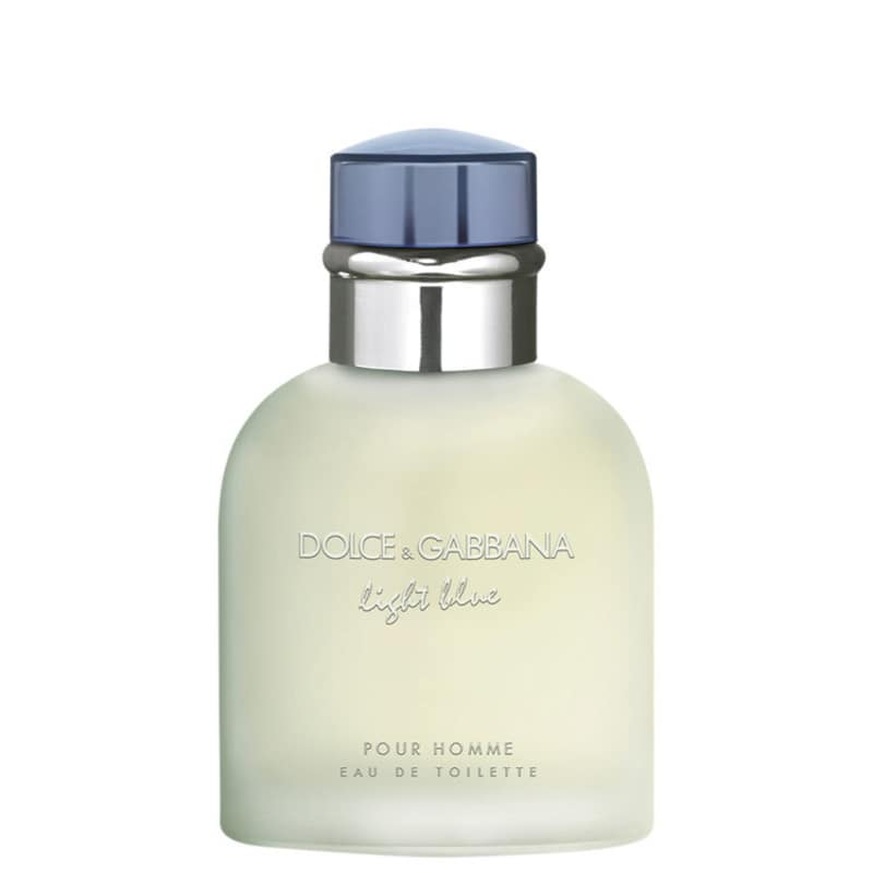 Light Blue Pour Homme Dolce & Gabbana Eau de Toilette - Perfume Masculino 40ml