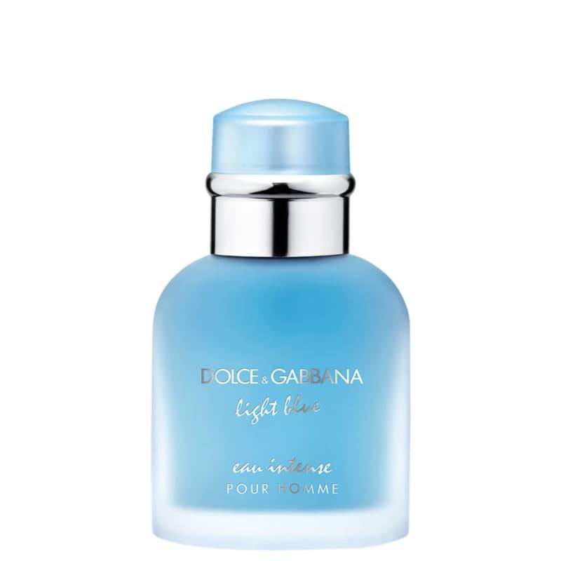 Light Blue Pour Homme Eau Intense Dolce & Gabbana Eau de Parfum - Perfume Masculino 50ml