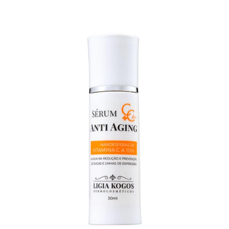 Ligia Kogos C+C Face - Sérum Anti- Idade 30ml