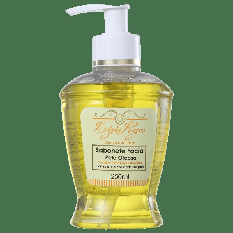 Ligia Kogos Pele Oleosa - Sabonete Líquido Facial 250ml