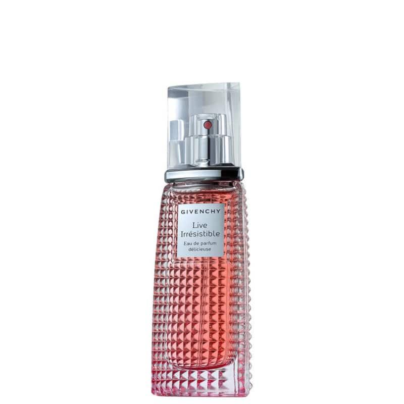Live Irrésistible Délicieuse Givenchy Eau de Parfum - Perfume Feminino 30ml