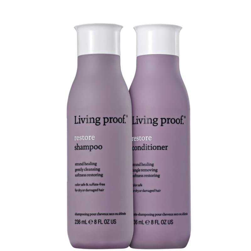 Kit Living Proof Restore Duo (2 Produtos)