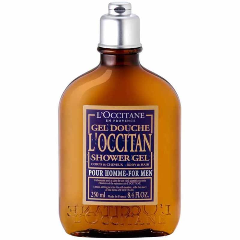 L'Occitane Gel Douche L'Occitan - Sabonete Corpo e Cabelo 250ml
